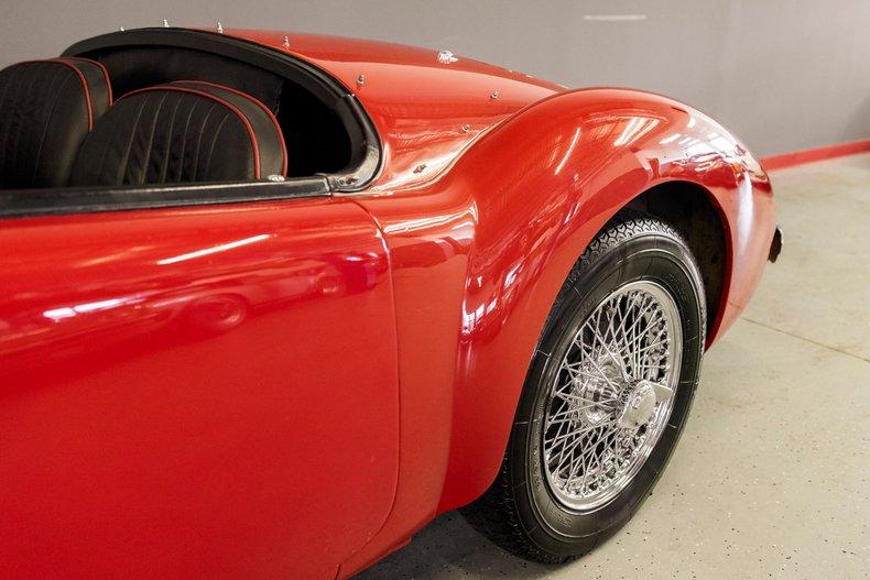1962 MG MGA MKII ROADSTER 43