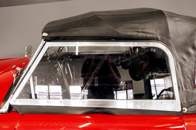 1962 MG MGA MKII ROADSTER 37