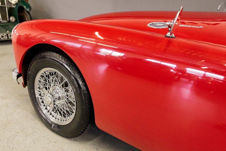 1962 MG MGA MKII ROADSTER 44