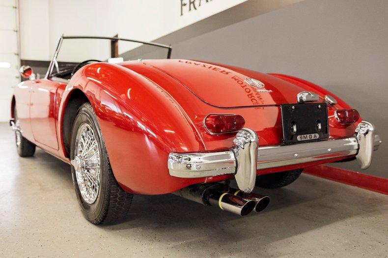 1962 MG MGA MKII ROADSTER 45