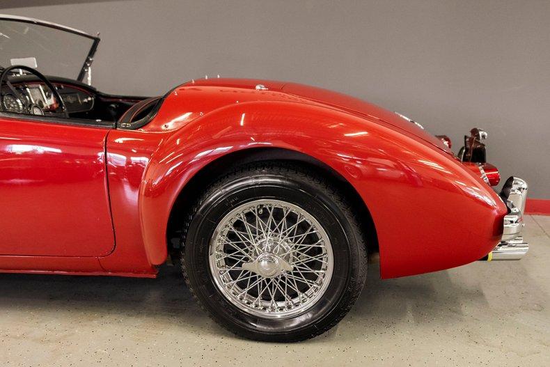 1962 MG MGA MKII ROADSTER 46