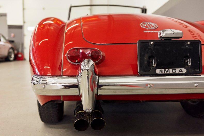 1962 MG MGA MKII ROADSTER 47
