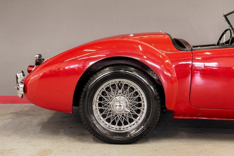1962 MG MGA MKII ROADSTER 49