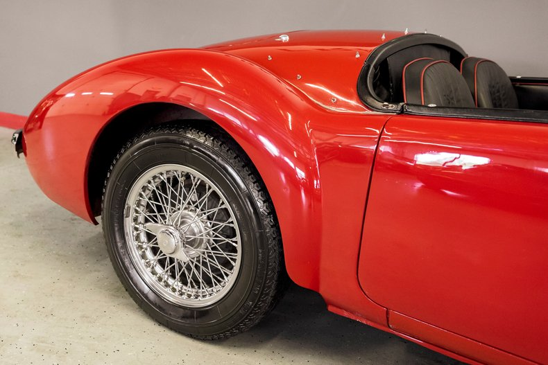 1962 MG MGA MKII ROADSTER 48