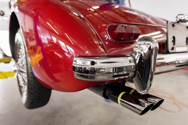 1962 MG MGA MKII ROADSTER 51