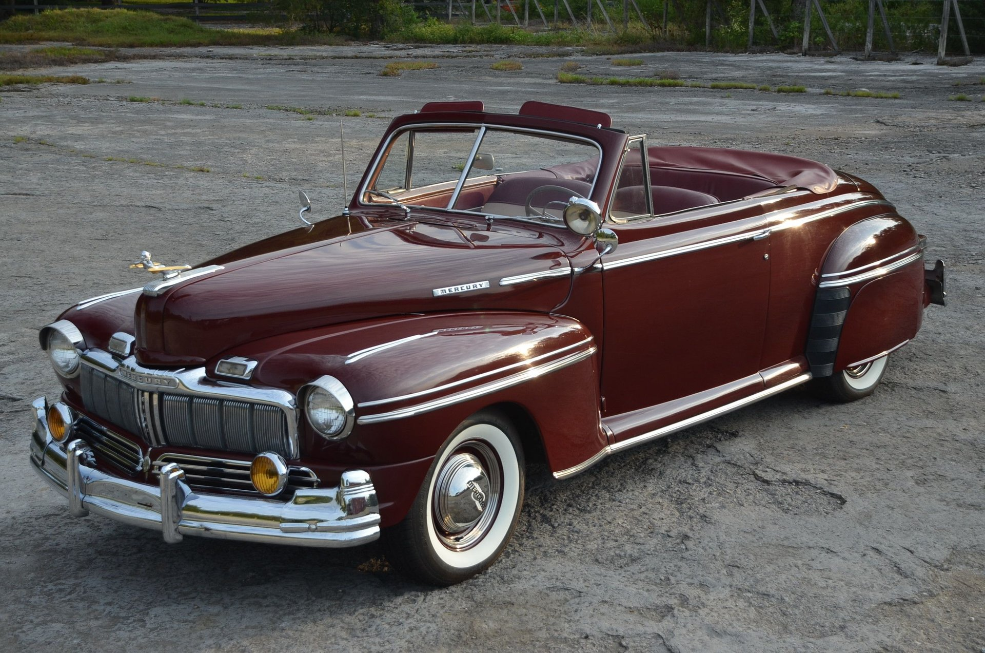 1948 mercury club convertible