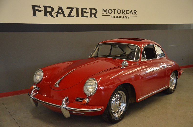 1961 Porsche 356  T5 B