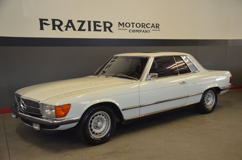 1975 Mercedes-Benz 450SLC
