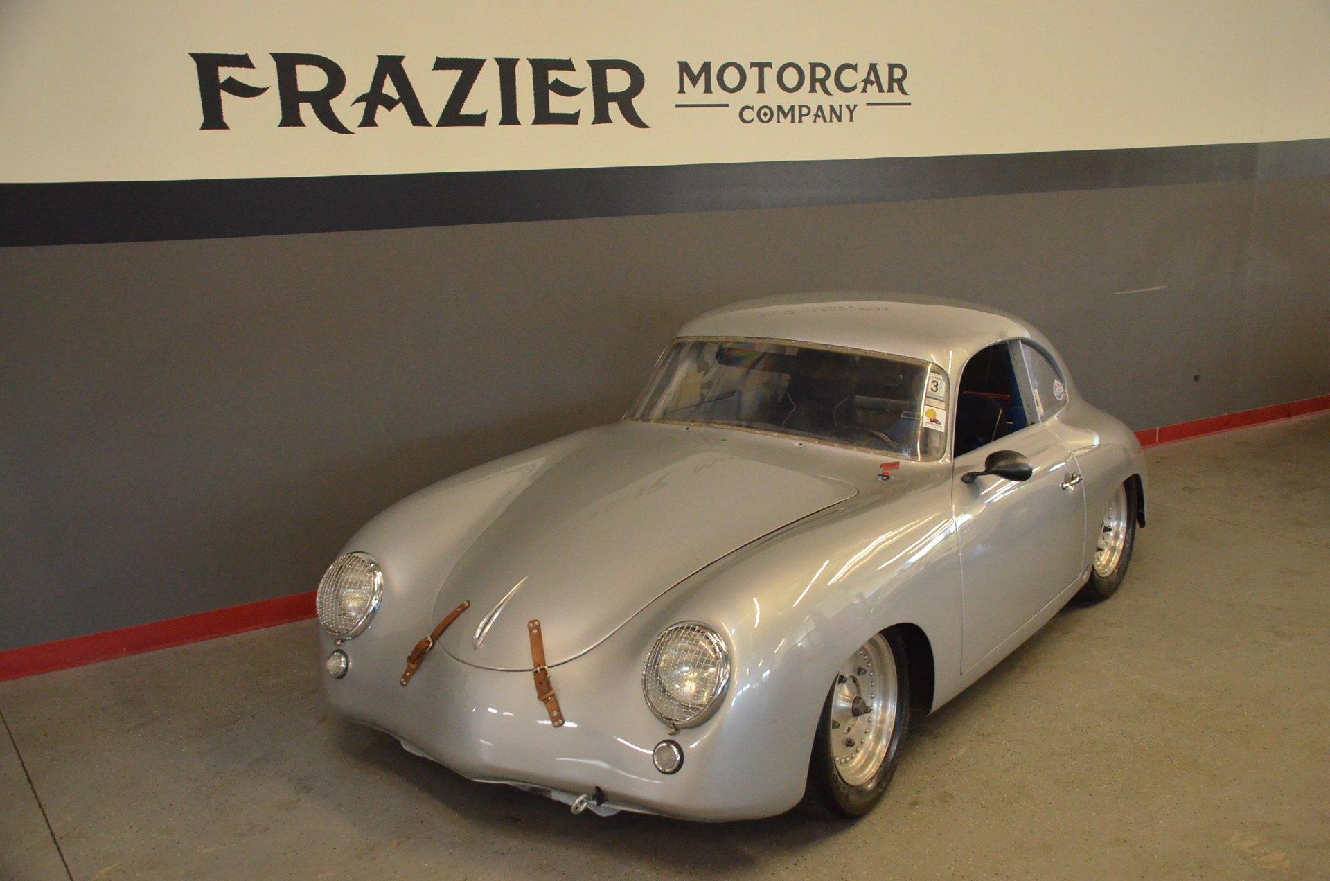 1952 porsche 356 a coupe