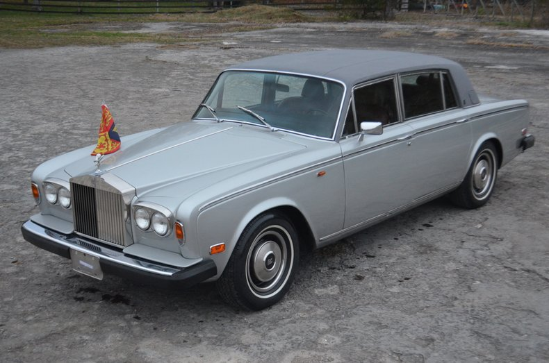 1979 Rolls-Royce Wraith