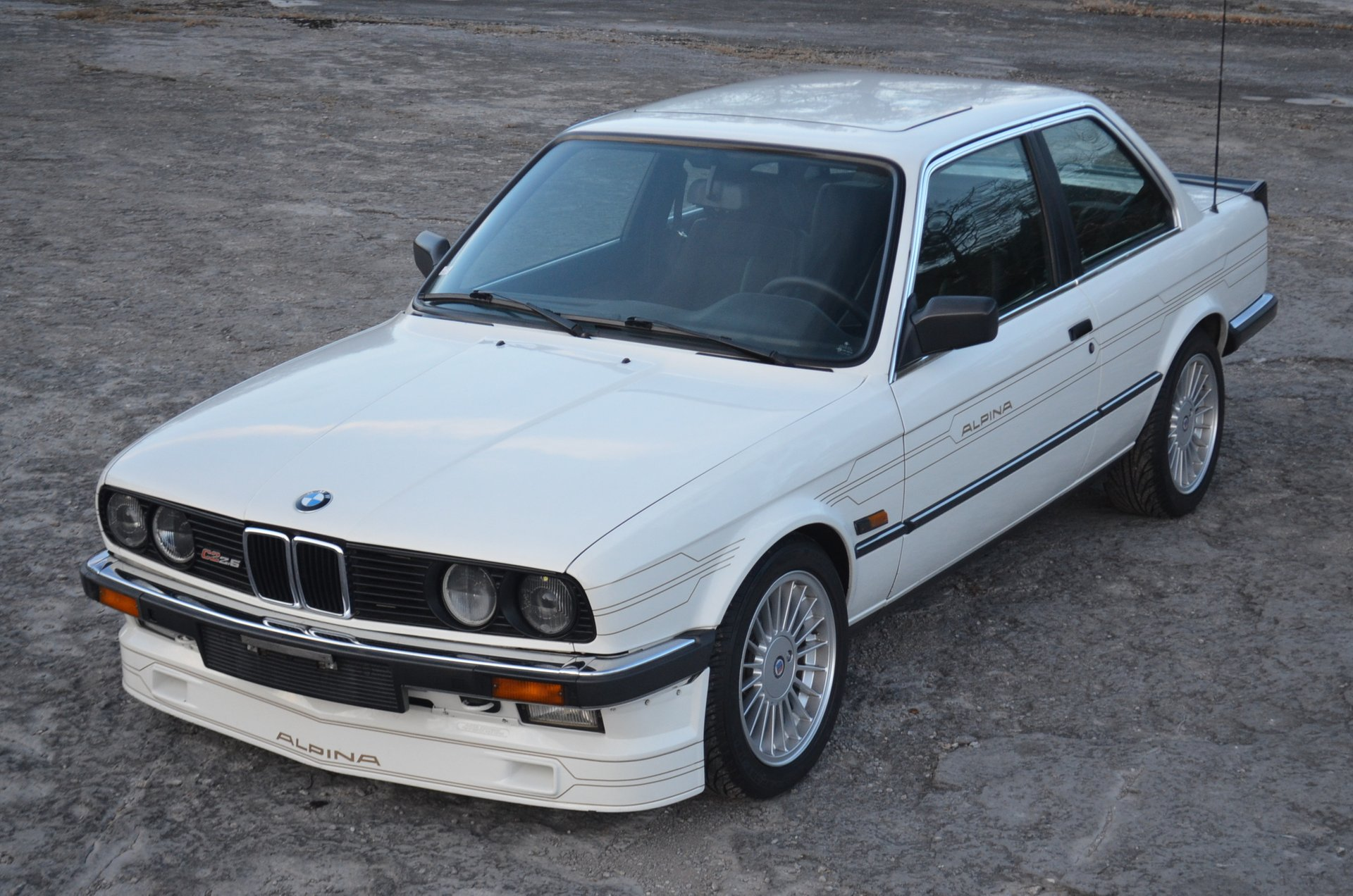 1987 bmw alpina c2 2 5
