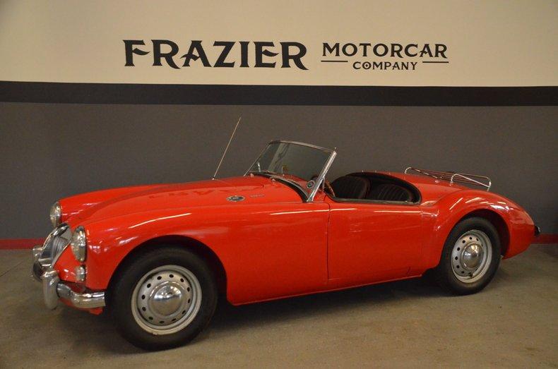 1962 MG MGA 1600 MKII