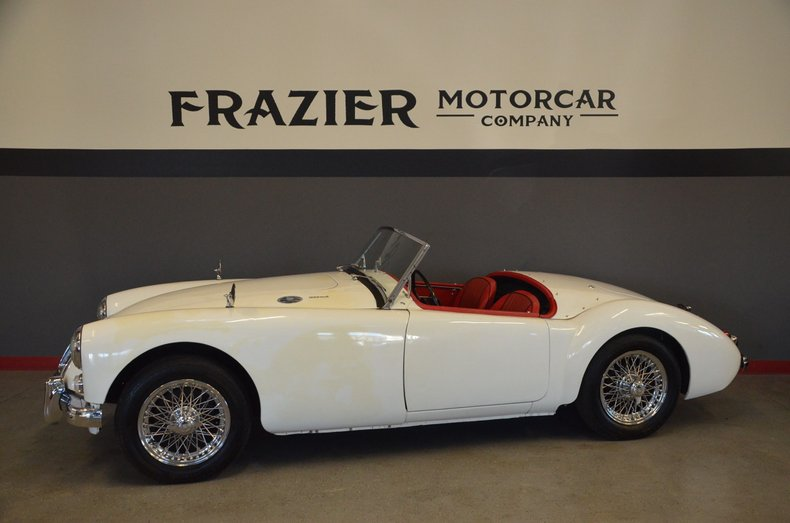 1962 MG MGA ROADSTER