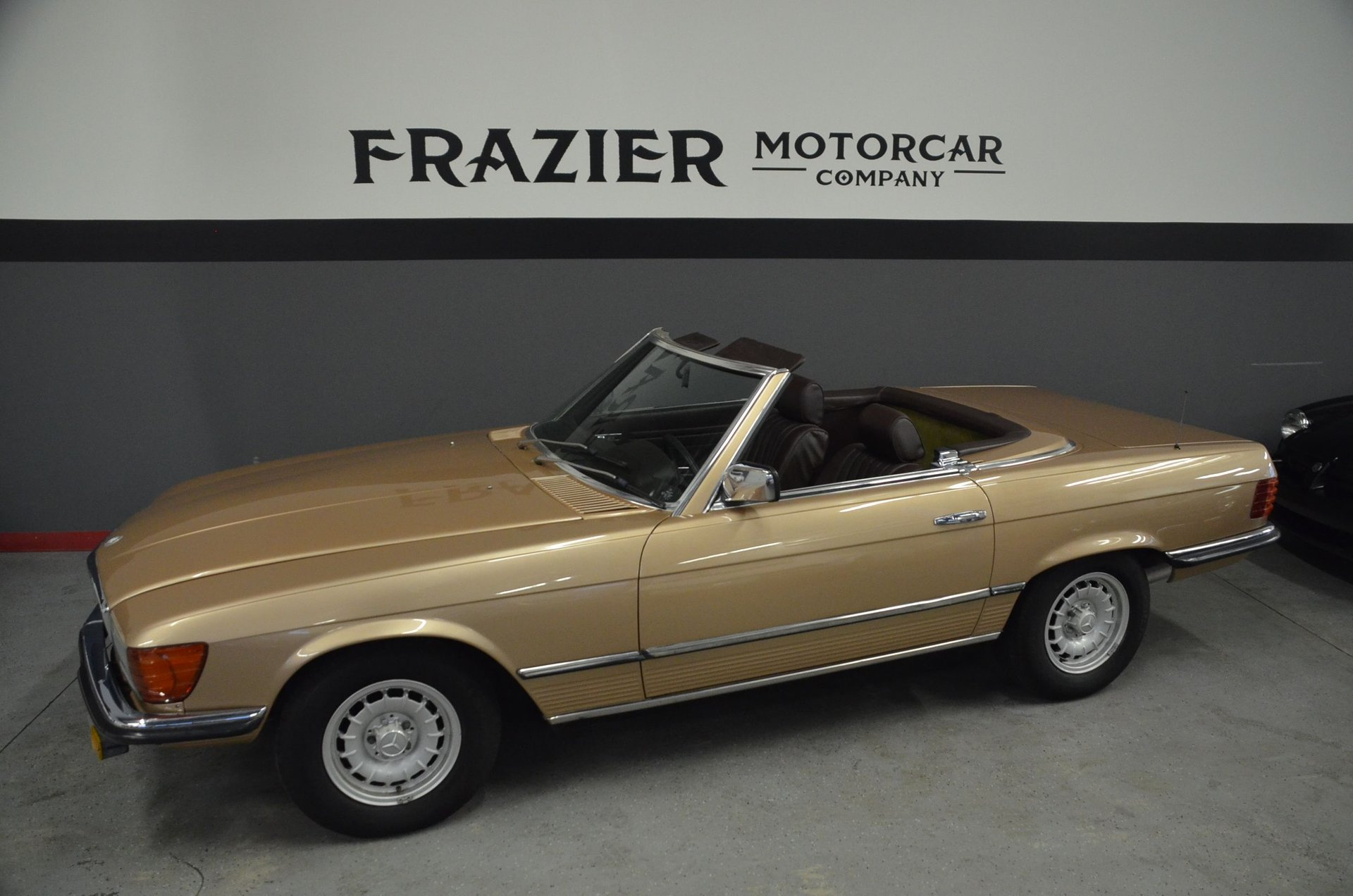 1983 mercedes benz 280 sl