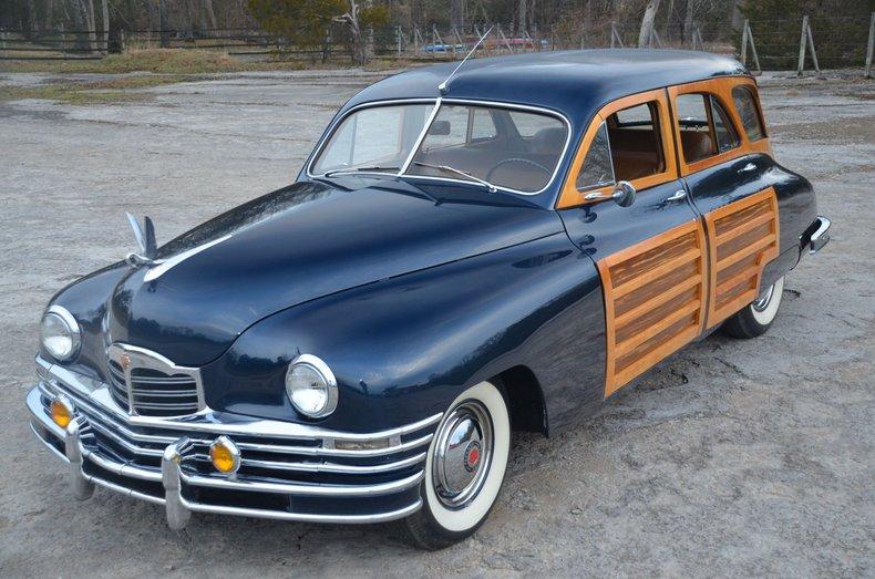 1948 Packard Packard 8 WAGON