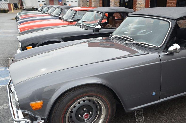 1971 Triumph TR6 For Sale