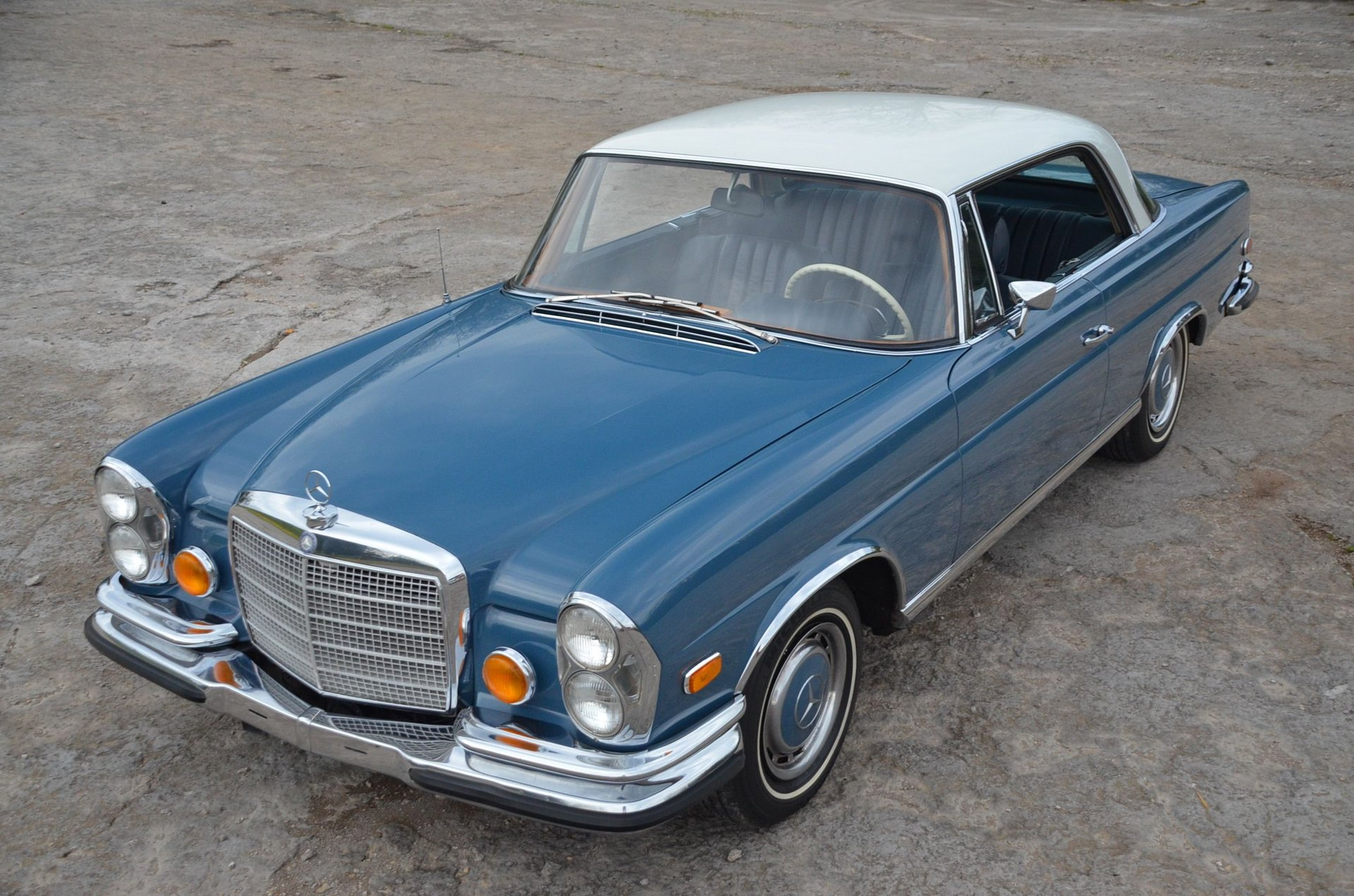1971 mercedes benz 280 se 3 5 coupe