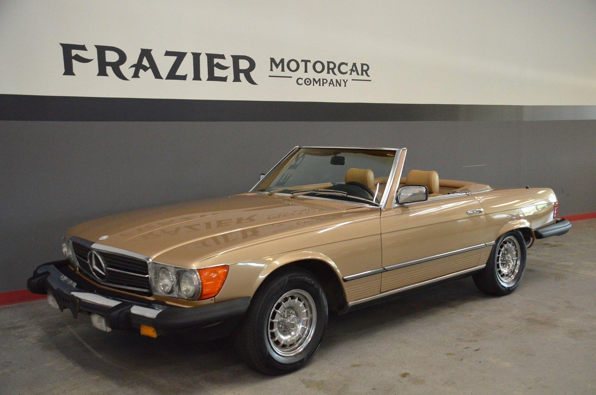 1980 mercedes benz 450sl