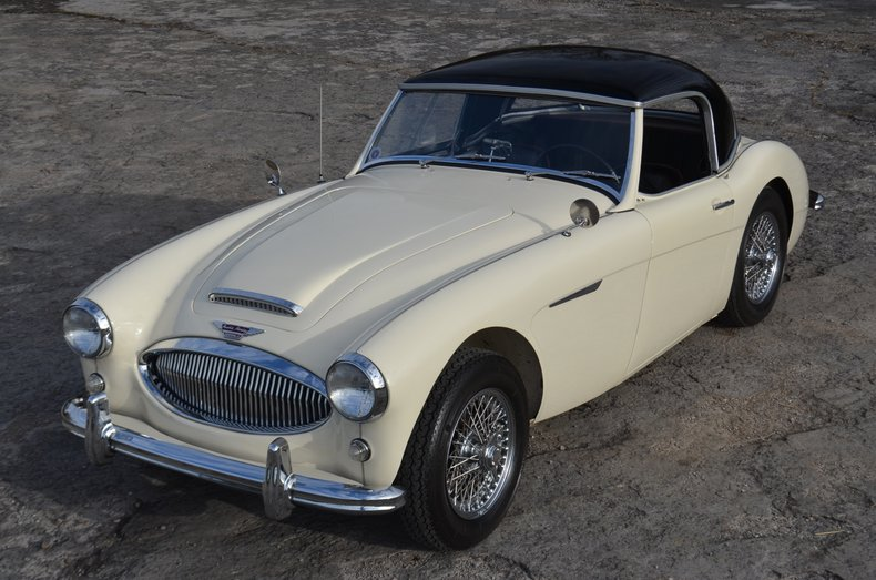 1962 Austin-Healey 3000 For Sale