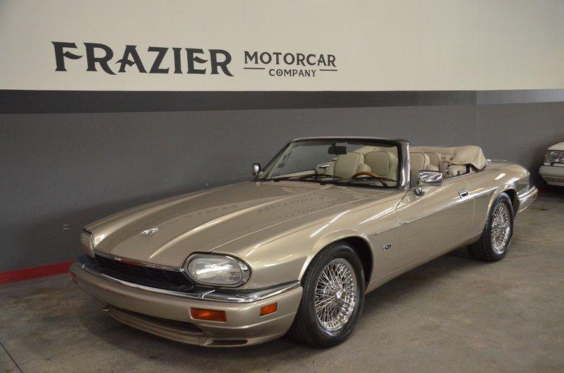 1996 Jaguar XJSC