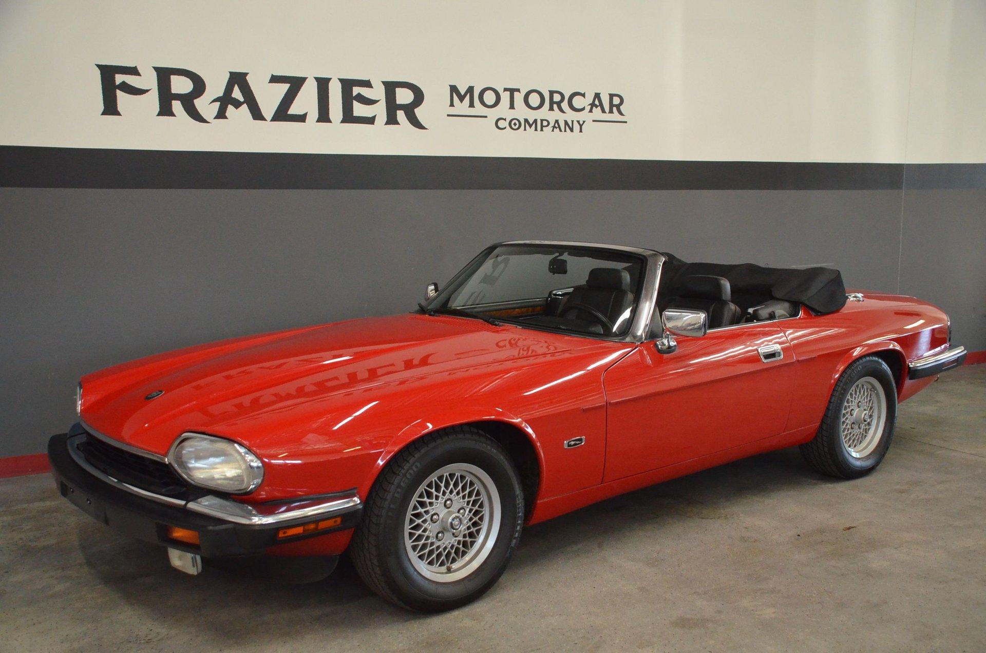 1993 jaguar xjs factory 5 speed