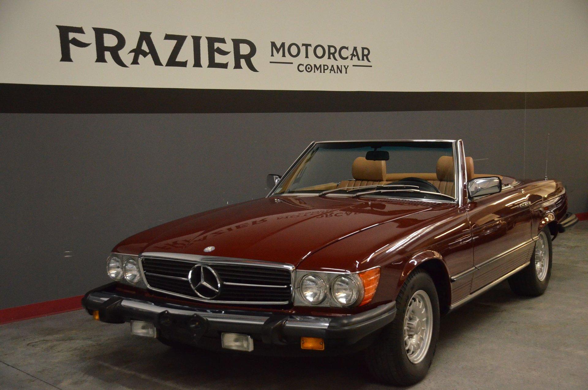 1982 mercedes benz 380 sl