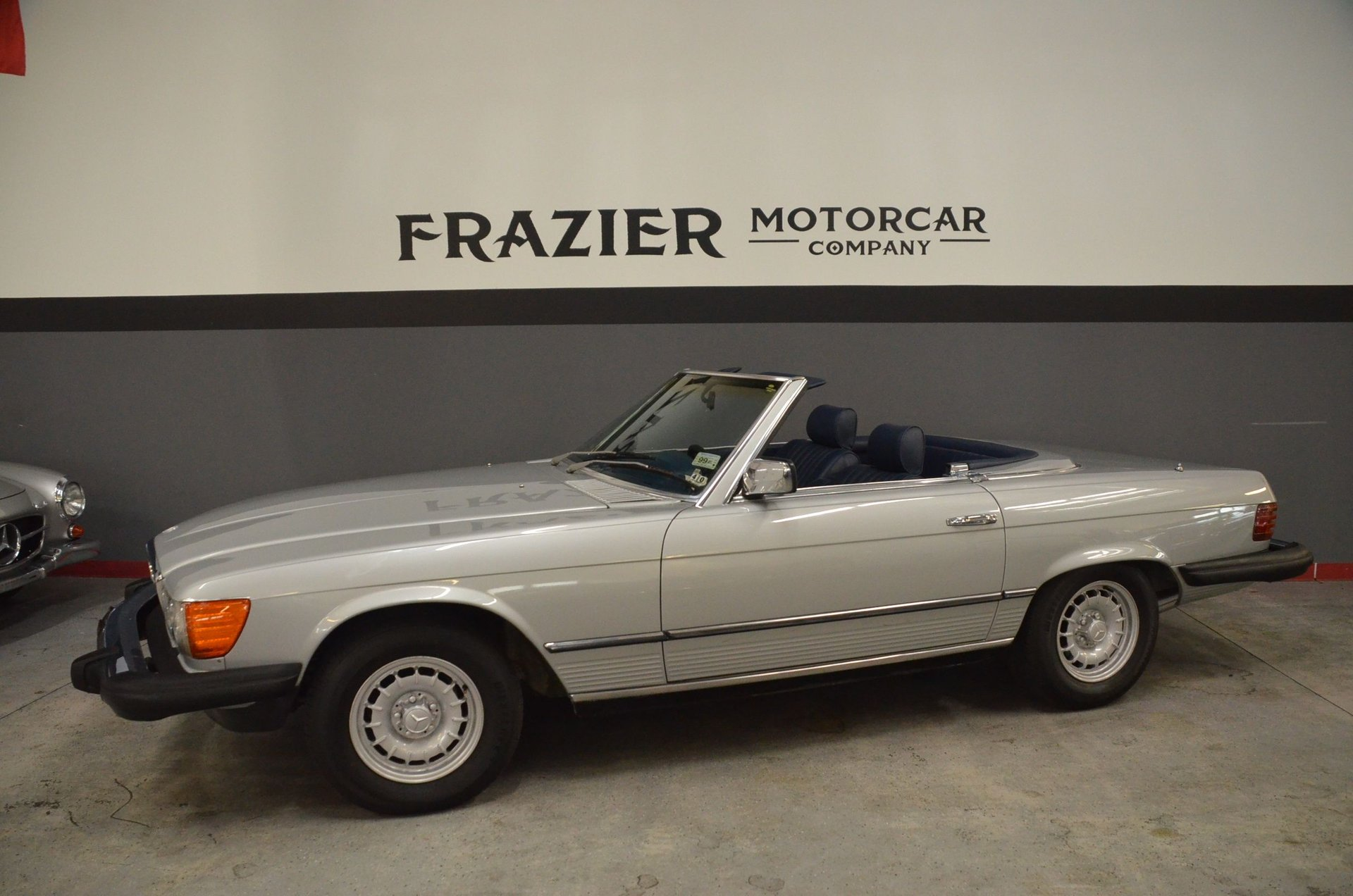 1982 mercedes benz 380 sl