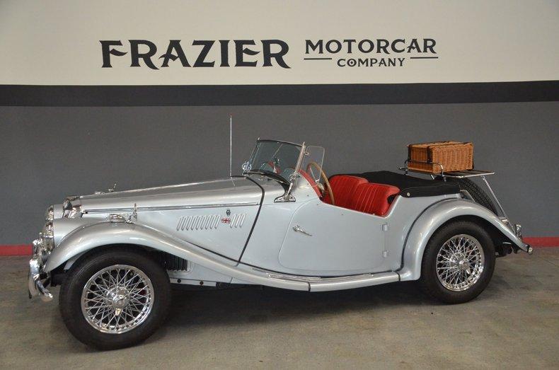 1955 MG MGTF