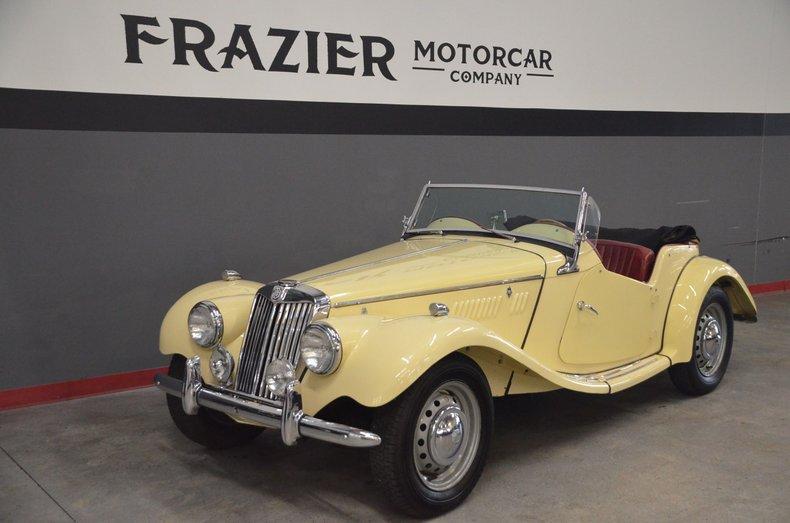 1954 MG MGTF