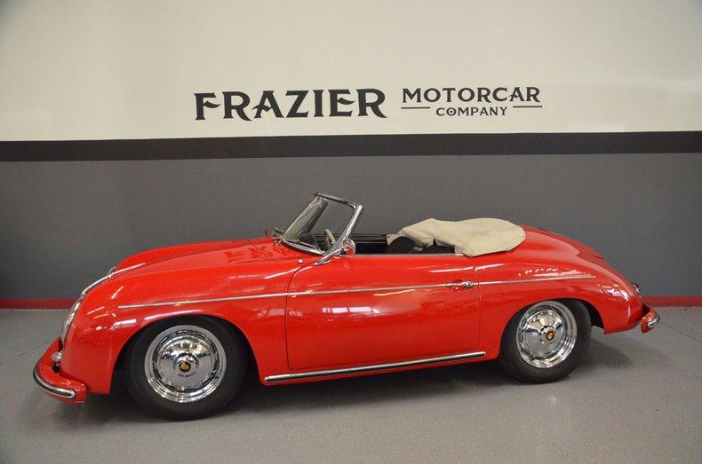 1959 Porsche Convertible D