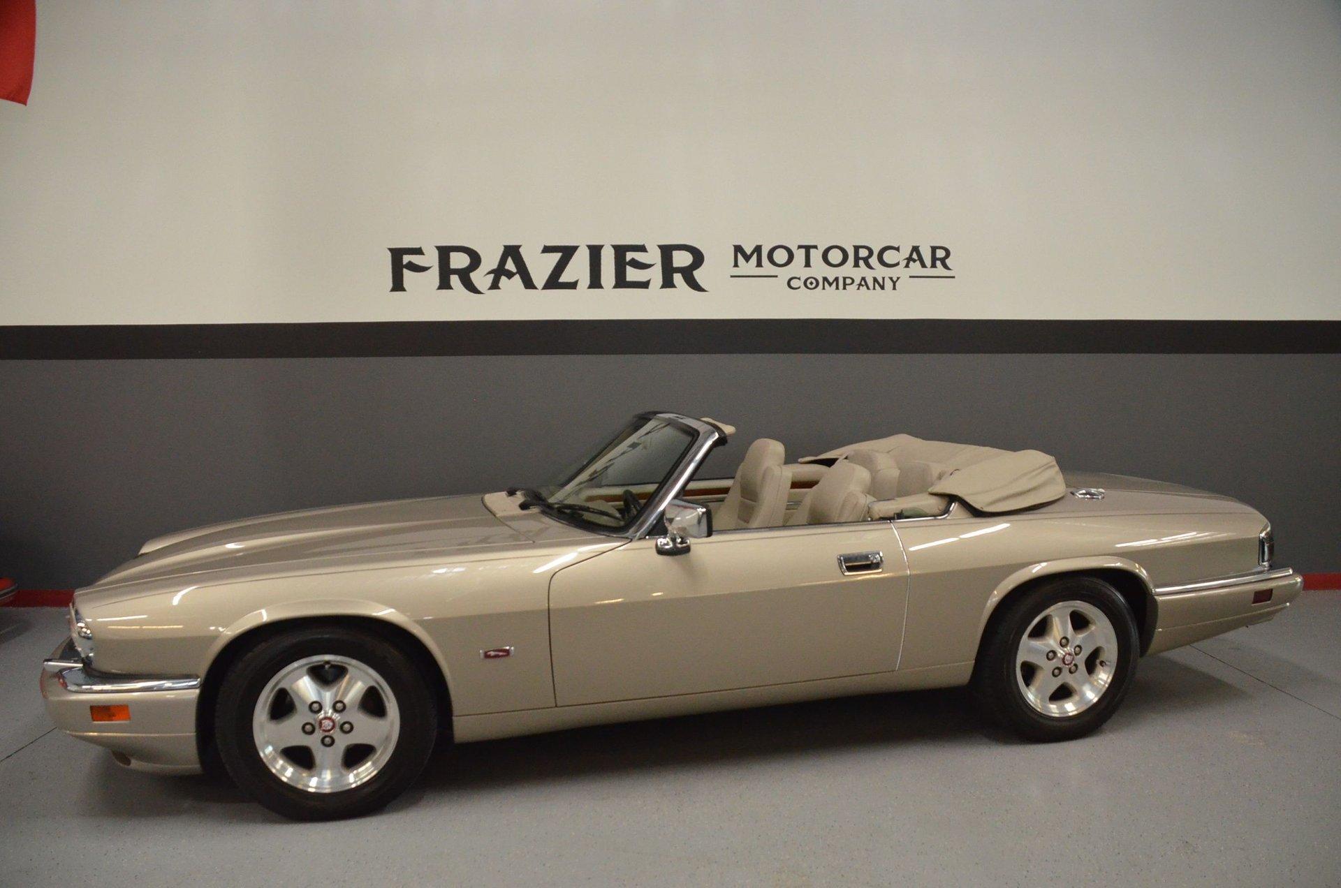 1995 jaguar xjs cabriolet