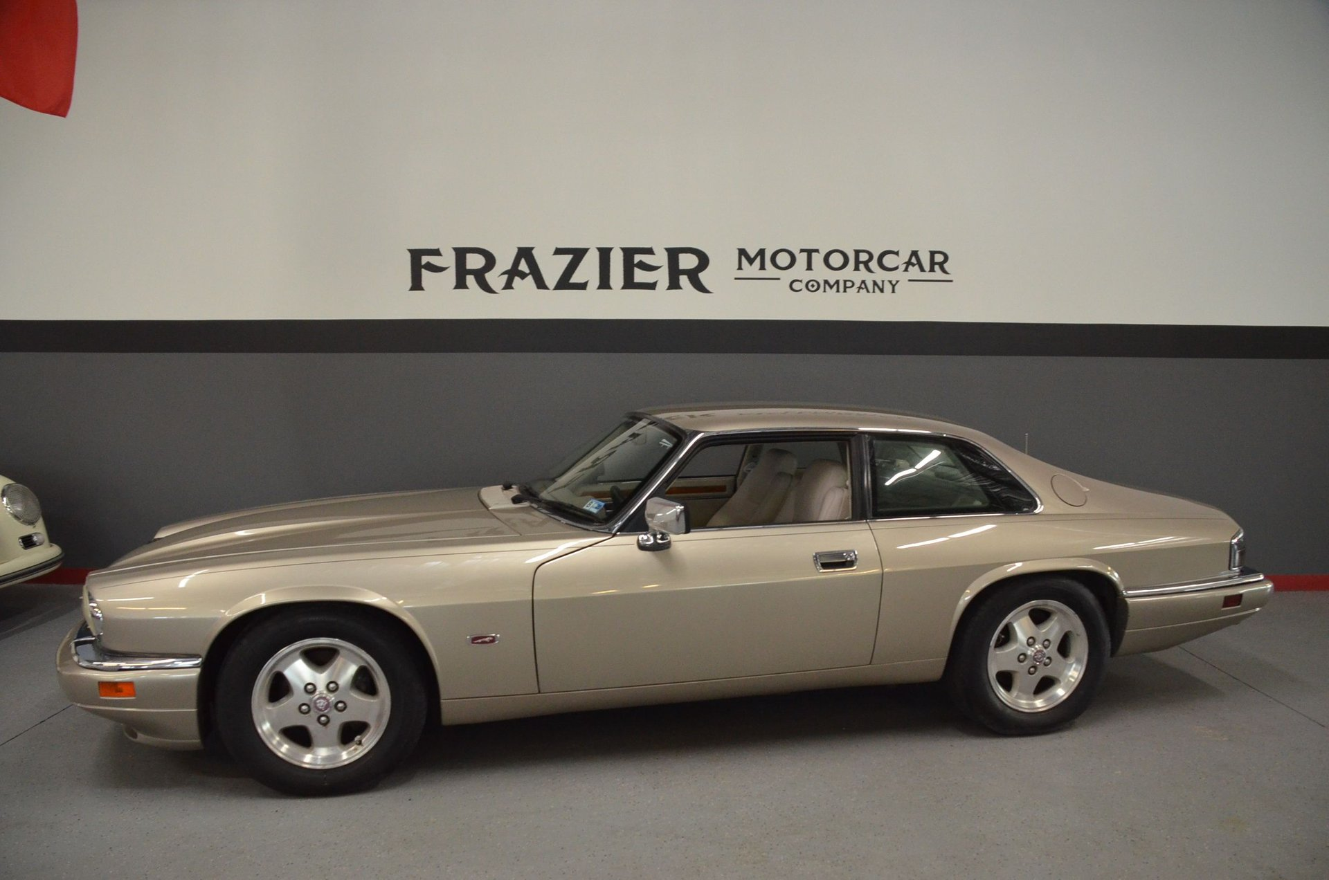 1995 jaguar xjs coupe