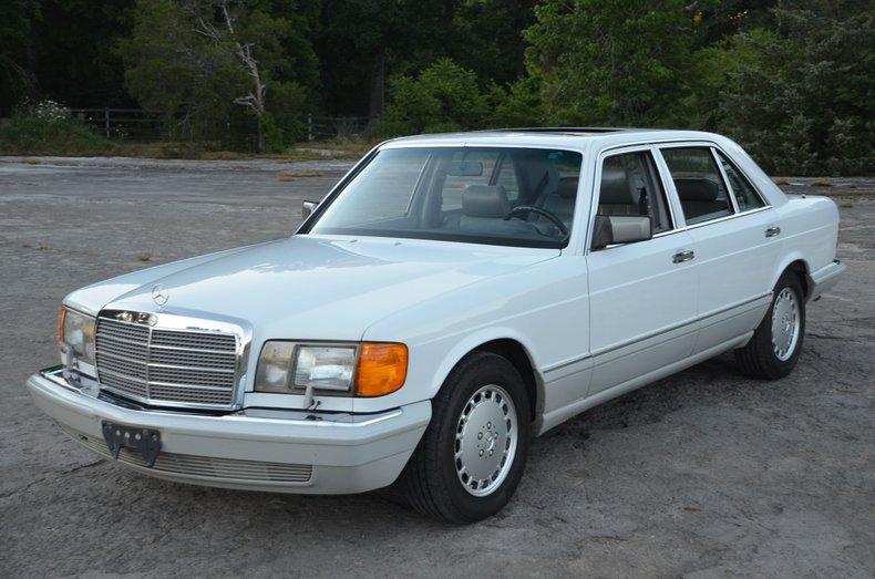 1990 Mercedes-Benz 420SEL