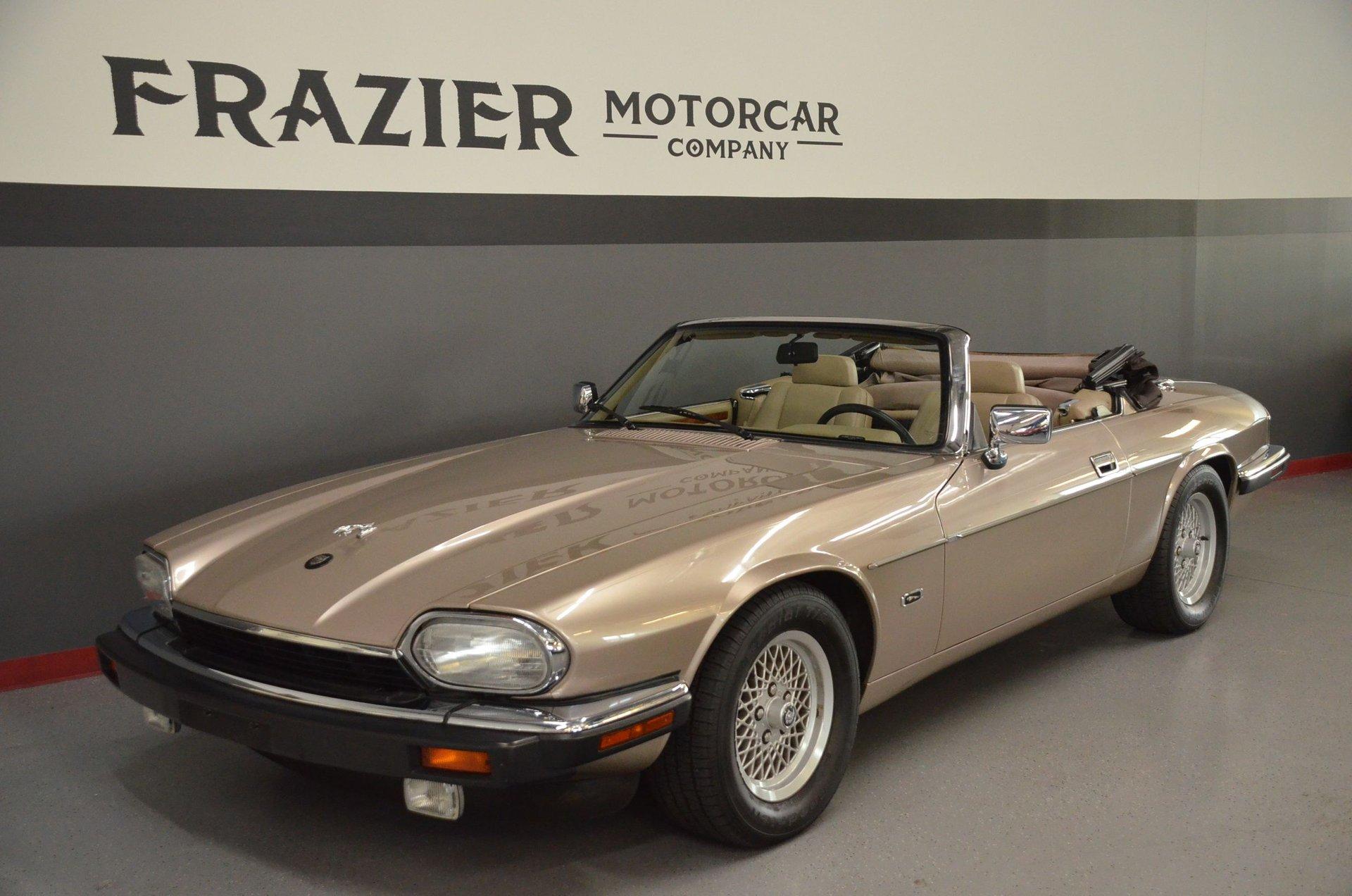 1993 jaguar xjs cabriolet
