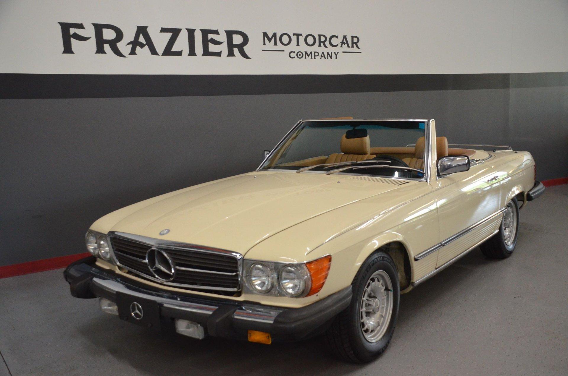 1984 mercedes benz 380 sl