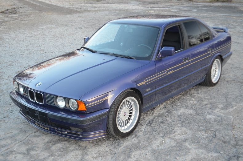 1989 BMW ALPINA B10