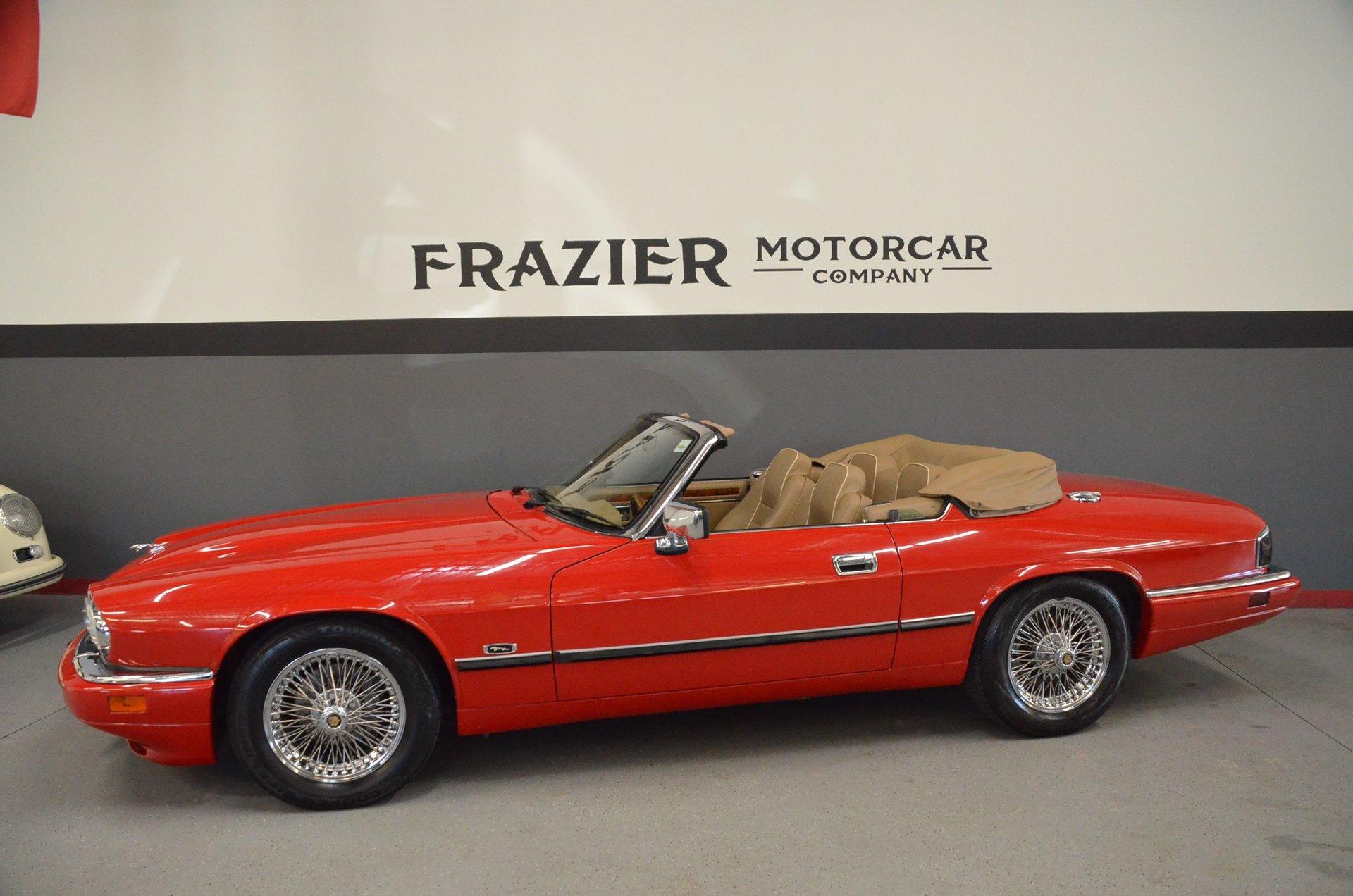 1996 jaguar xjs cabriolet