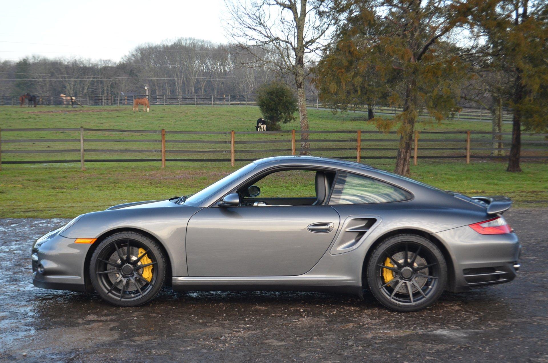 Porsche 997 Turbo >> 2007 Porsche 997 Turbo Frazier Motorcar Company