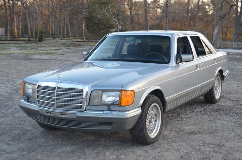 1982 Mercedes-Benz 280SE