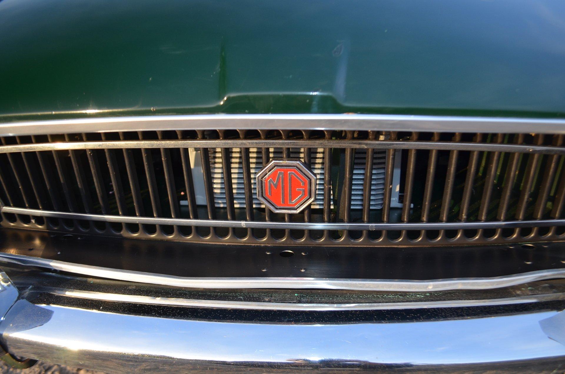 1972 MG MGB   Frazier Motorcar Company