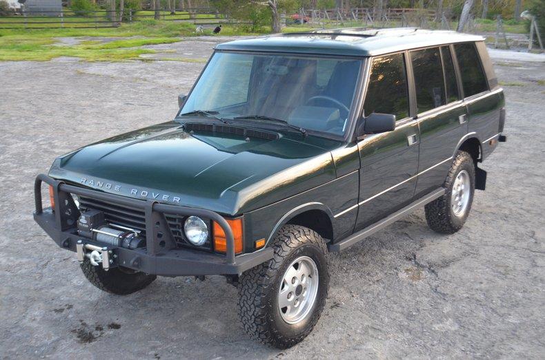 1993 Land Rover LWB