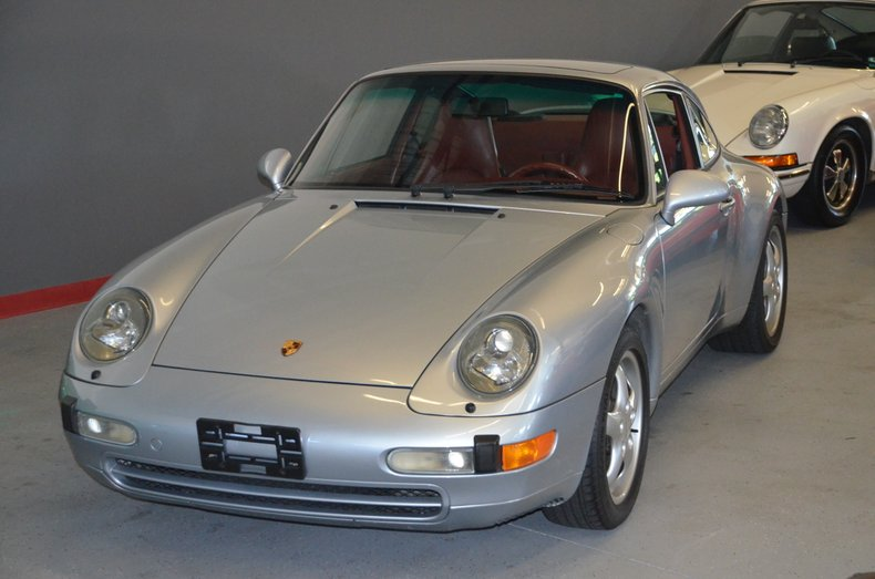1995 Porsche 993 C4 Coupe For Sale