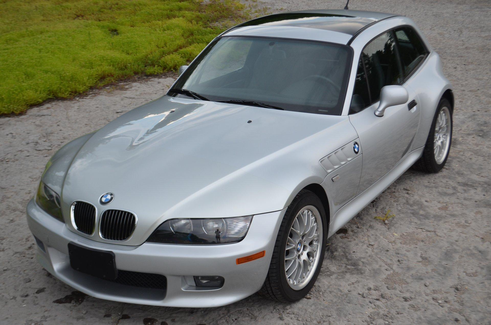 2001 bmw 3 0 z3 coupe