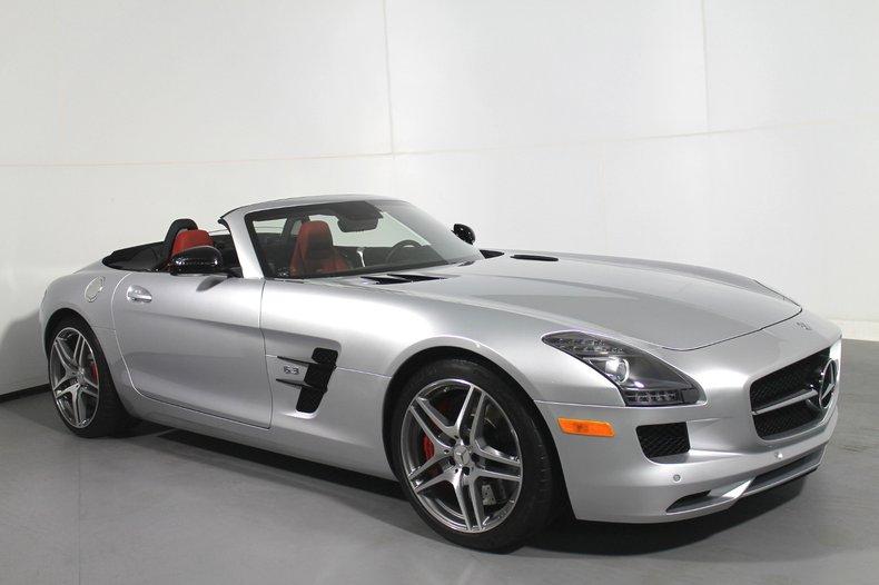 2013 Mercedes Benz Sls Amg Gt For Sale 75228 Mcg