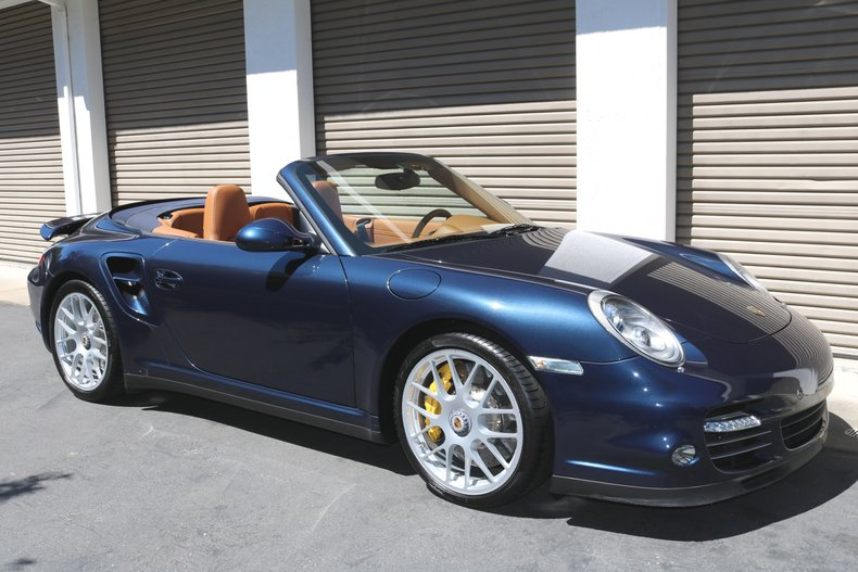 2011 porsche 911 turbo s cabriolet for sale 92119 mcg. Black Bedroom Furniture Sets. Home Design Ideas