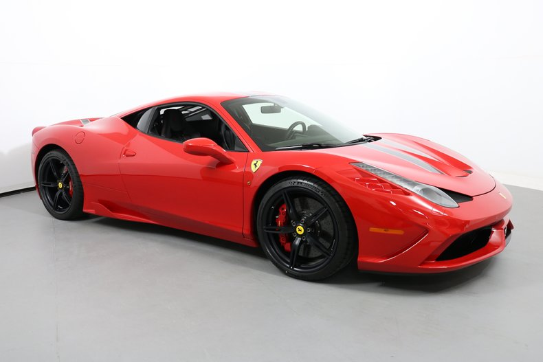 2015 Ferrari 458 Speciale For Sale 93890 Mcg