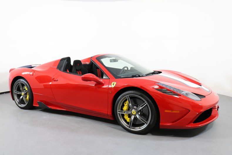2015 Ferrari 458 Speciale Aperta For Sale