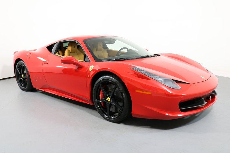 2015 Ferrari 458 Italia For Sale