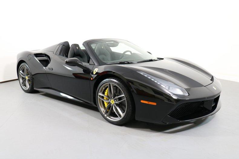 2018 Ferrari 488 Spider For Sale