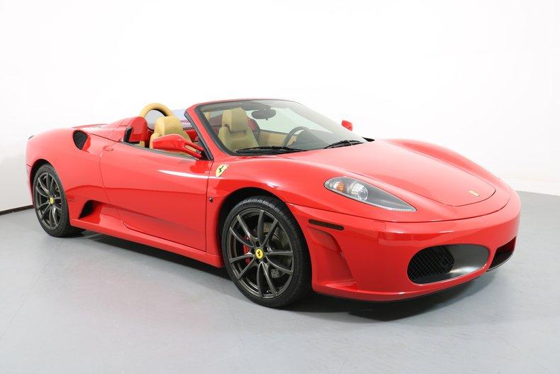 2007 Ferrari F430 Spider For Sale